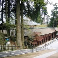 延暦寺ー根本中堂