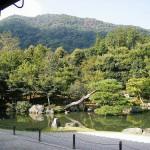 天龍寺ー嵐山借景